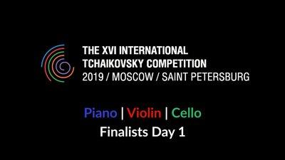 Tchaikovsky Competition - medici tv